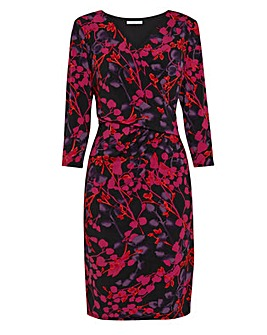 Gina Bacconi Kirpa Wrap Dress