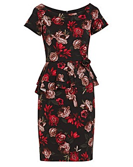 Gina Bacconi Glorielle Floral Dress