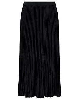 Monsoon Pritti Pleated Skirt