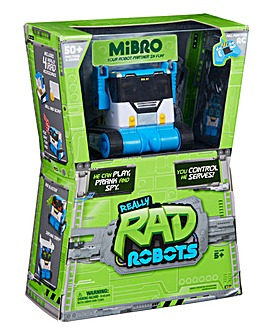 Really Bad Robots Mibro