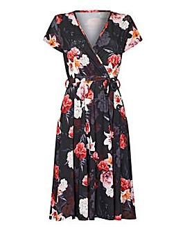 Mela London Curve All Over Floral Print