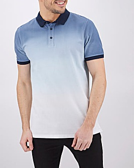 Dip Dye Polo Long