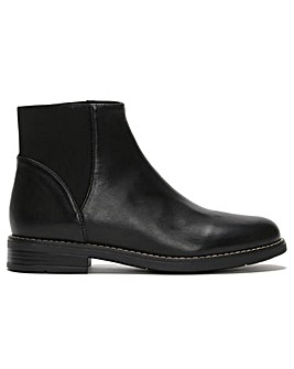 Daniel Lidia Leather Ankle Boots