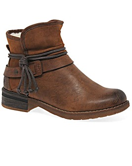 Rieker Eaton Standard Fit Ankle Boots