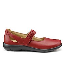 Hotter Shake Standard Mary Jane Shoe