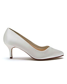 Rainbow Club Elizabeth Satin Shoes