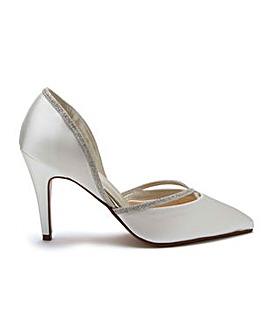 Rainbow Club Georgia Satin Shoes