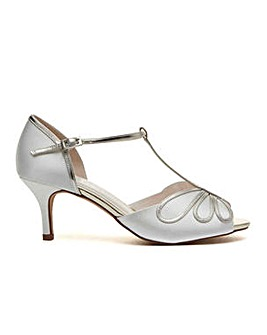 Rainbow Club Harlow Satin Shoes