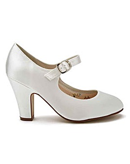 Rainbow Club Madeline Satin Shoes