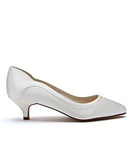 Rainbow Club Hollie Satin Shoes