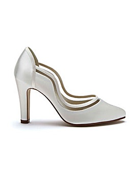 Rainbow Club Farrah Satin Shoes
