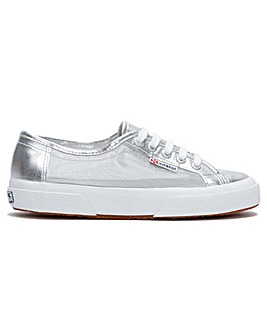 Superga 2750 Netw Metallic Trainers