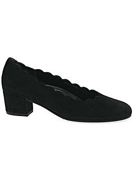 Gabor Gigi Wide Fit Court Shoes