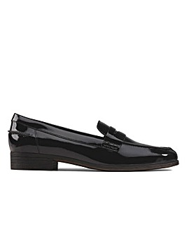Clarks Hamble Loafer Standard Fitting Shoes