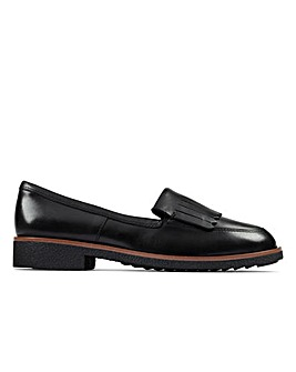 Clarks Griffin Kilt Standard Fitting Shoes