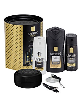 Lynx Elite Shower Speaker Gift Set