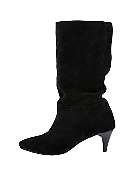 Monsoon Caroline Suede Slouch Boot