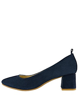 Monsoon Callie Comfort Suede Day Shoe