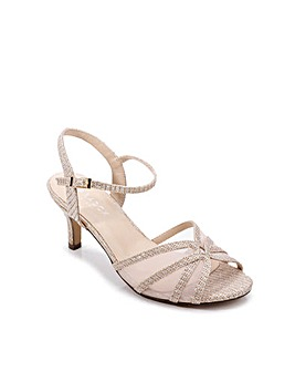 Paradox London Helice Sandals