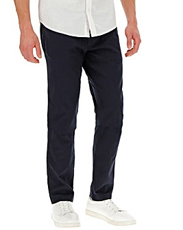 Elasticated Waist Chino 31in