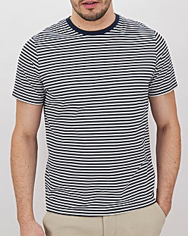 Classic Breton Stripe T-Shirt Long