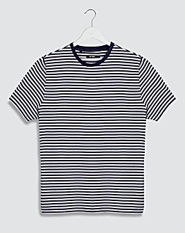 Classic Breton Stripe T-Shirt Long