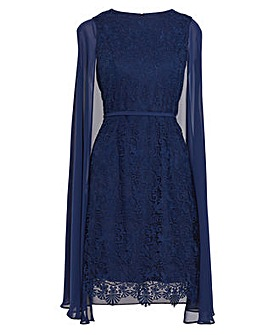 Gina Bacconi Sansa Lace Dress