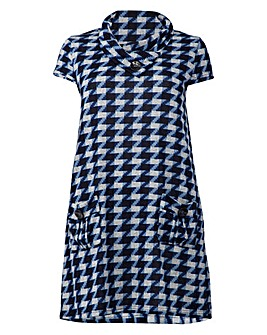 Izabel London Curve Checked