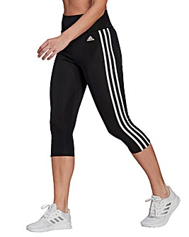 adidas Winners 3 Stripe 3/4 Tights