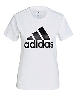 adidas Essentials Logo T-Shirt