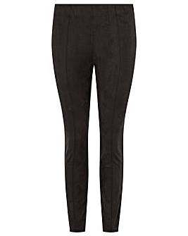 Monsoon Suki Suedette Legging