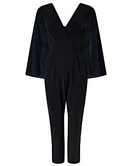 Monsoon Kris Cape Jumpsuit