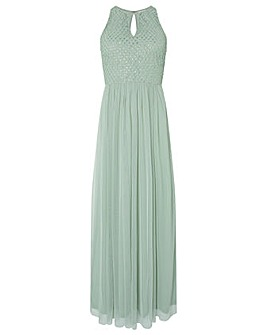 Monsoon Sophia Embellished Maxi Dress