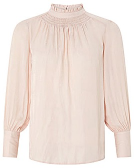 Monsoon Fiona Jacquard Top