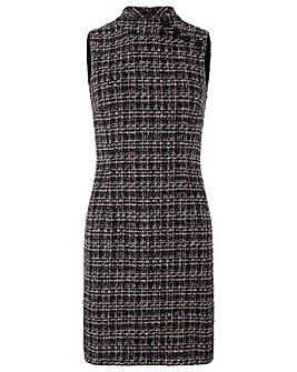 Monsoon Felissa Check Dress