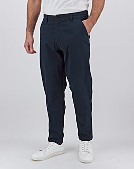 Tapered Fit Flat Front Chino 29""