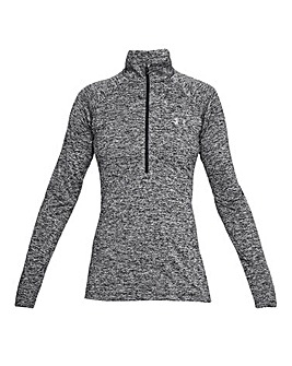Under Armour Tech Twist 1/2 Zip T-Shirt