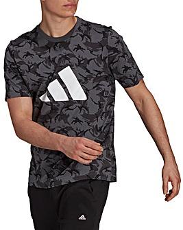 adidas FI Camo T-Shirt