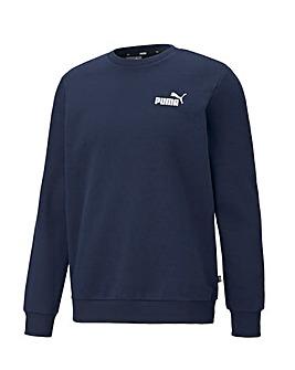Puma Essentials Small Logo Crew Sweatshirt