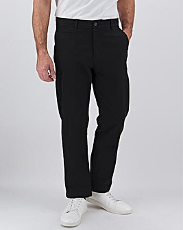 "New and Improved Regular Fit Chino 29"" with Super Soft Stretch Fabric"