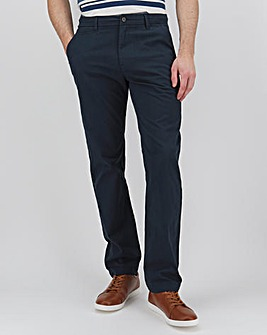 "New and Improved Regular Fit Chino 31"" with Super Soft Stretch Fabric"