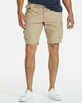 Axel Ripstop Sand Cargo Shorts