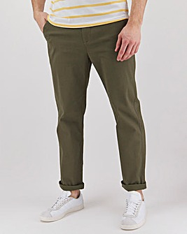 New and Improved Regular Fit Chino 31