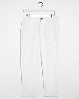 """Tapered Fit Flat Front Chino 31"""""""