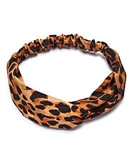 Leopard Print Headband
