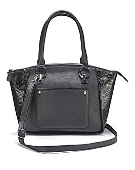 Emily Winged Tote Bag