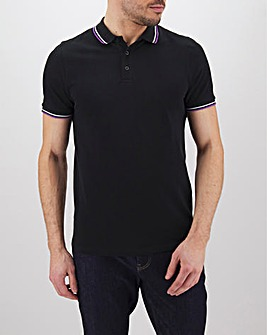 Stretch Tipped Polo Long