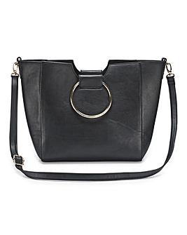 Joanna Hope Ring Detail Tote Bag