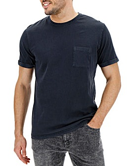 Washed Short Sleeve T-shirt