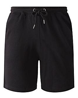 Black Fleece Jog Shorts